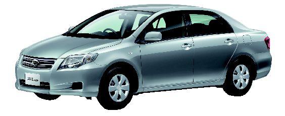 [代表車種] カローラアクシオ