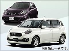 Jネットレンタカー高岳店『【JALマイル】レンタカー利用でマイルをためよう!1,000~1,300ccクラス(J2)』