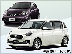 Jネットレンタカー松本南店『【JALマイル】レンタカー利用でマイルをためよう!1,000~1,300ccクラス(J2)』