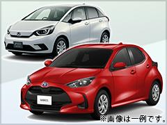 Jネットレンタカー熊本大江店『【JALマイル】レンタカー利用でマイルをためよう!コンパクト・スタンダードクラス(J3)』