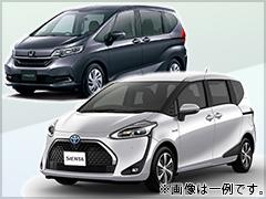 Jネットレンタカー熊本大江店『【JALマイル】レンタカー利用でマイルをためよう!ミニバン(7人乗)クラス(W1)』