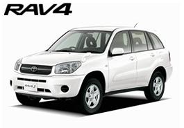 [代表車種] RAV4