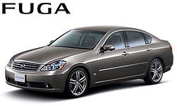 [代表車種] フーガ